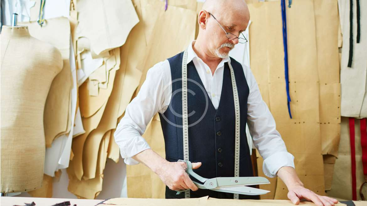 Custom Fitted Shirts are Made to Fit Only You.